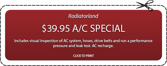 $39.95 AC Special coupon